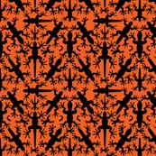 Lizard_Gecko_Heatwave_Symmetrical__Silhouettes