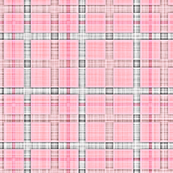 Plaid Grid in Pink