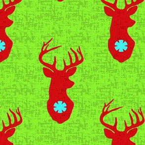 Asterisk Reindeer