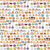 Tsum Characters