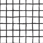 Abstract geometric black and white checkered stripe trend pattern grid