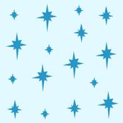 Vintage Stardust Sparkle