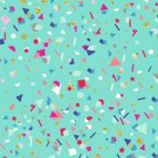 Confetti_Glitter_Turquoise