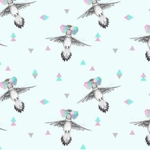 Boho Hummingbird