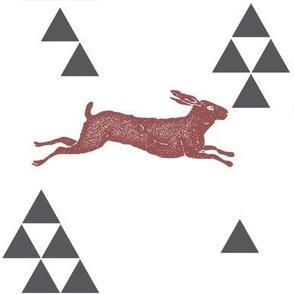 Geometric Hare in Wine