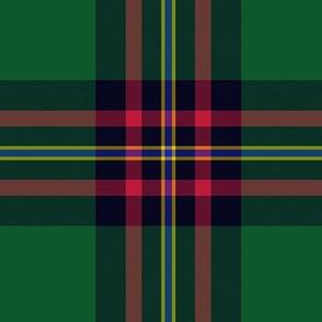 Moran tartan
