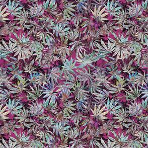 Marijuana Leaf Garnett