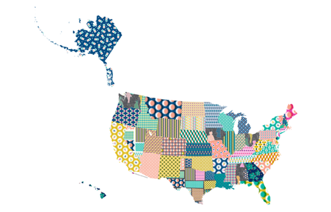 DeKalb U.S. Map (Custom)