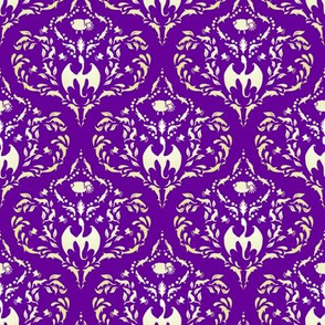 Wayward Baroque Purple Small
