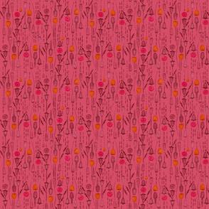 Romance Poppy Seed Pots_HotPink
