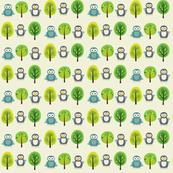 Owls & Trees 2