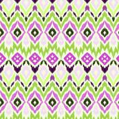 ikat pattern, ethnic style.
