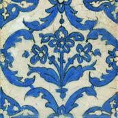 Persian Blue Tiles