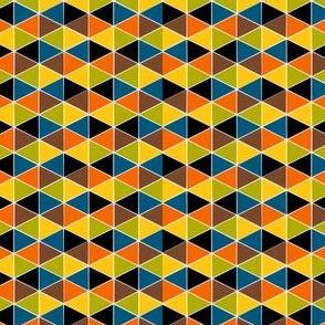 Autumn Triangles