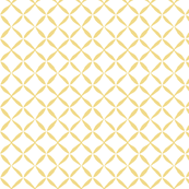 Yellow X Pattern