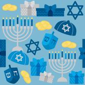 Hanukkah Toss