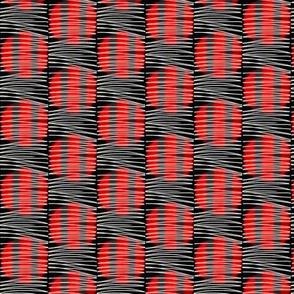 Striped Matrix Moons