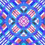 Plaid Matrix Intersections 1