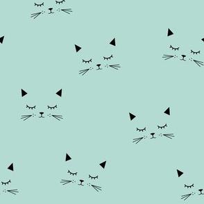 Cats - Mint
