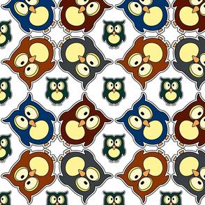 Dark Owls