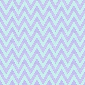 Chevron baby blue