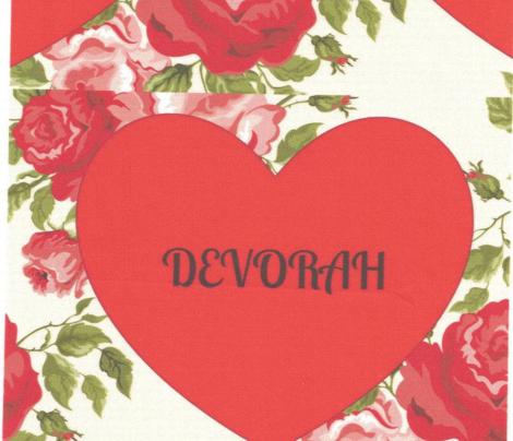 DEVORAH (Deborah, Dora)