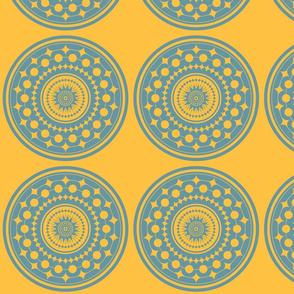 Mandala-pattern Full