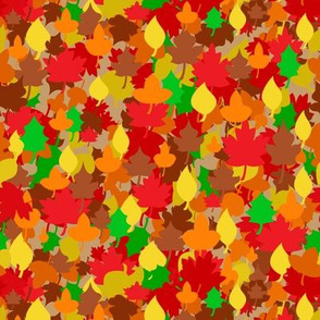 Dean's Autumn Leaves ~ Jump Right In!
