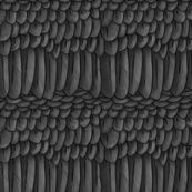 Square Feathers for Wolf36