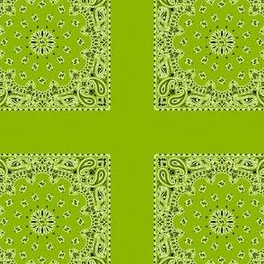 Minidanna A-Apple Green