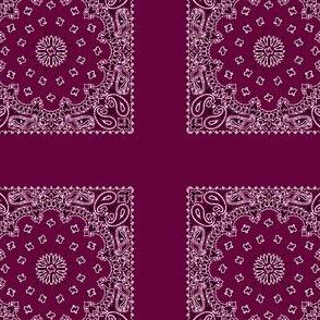 Minidanna A-Tyrian Purple
