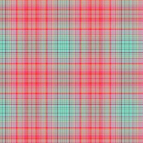 FRUIT SALADE HARMONY PLAID TARTAN 5