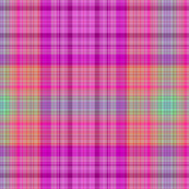 FRUIT SALADE HARMONY PLAID 2 TARTAN
