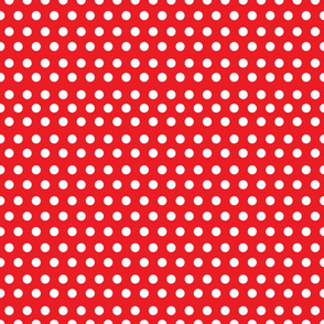 Christmas Red Dot