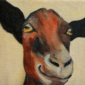 Smiley Goat