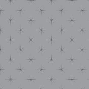 Silver Stars - Medium