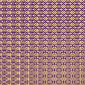 Purple Pollen Plaid