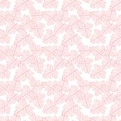 parsley leaves pink