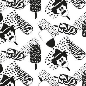 Aussie Creams - Monochrome