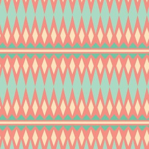 Tribal Band Blush