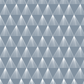 Doodle Linear Triangles by Friztin
