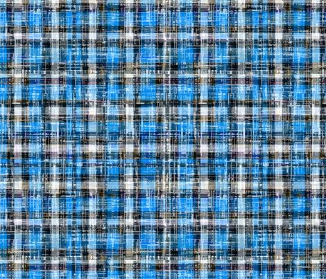Grunge the Lumberjack in Bavarian Blue by Su_G