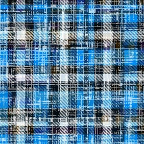 Grunge the Lumberjack, blue by Su_G