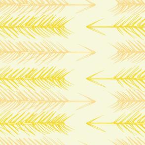 Pine Arrowheads