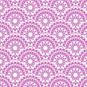 Butterflies - Zinnia (Pink)