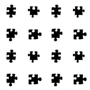Danita's Black & White Puzzle