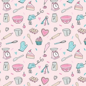 Baking Pattern