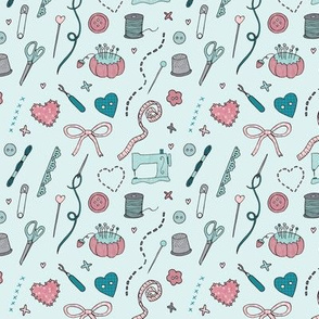 Sewing Print