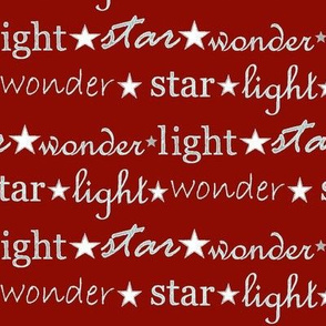 star light wonder - red