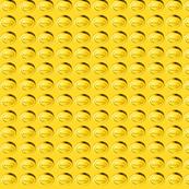 Mario Coin Yellow with Grain